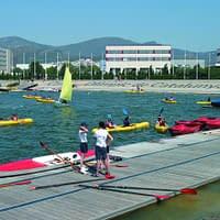 Sortida al Canal Olimpic