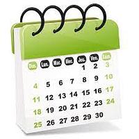 Calendari escolar LLar d'Infants Curs 21-22